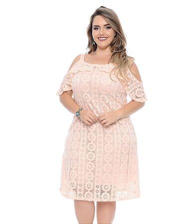 Vestido Plus Size Isabel