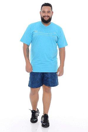 Bermuda Masculina Plus Size Tactel Ary