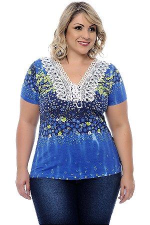 Blusa Plus Size Adara