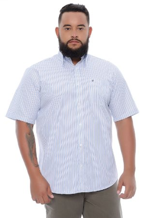 Camisa Masculina Plus Size Berilo