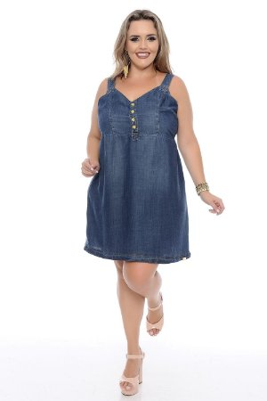 Vestido Plus Size Haya