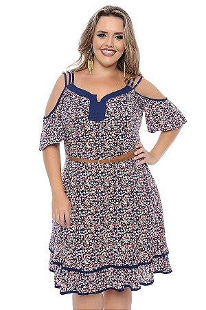 Vestido Plus Size Anabel
