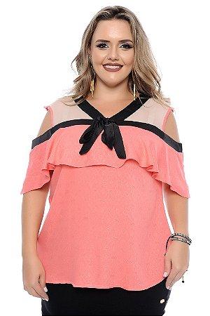 Blusa Plus Size Laisa