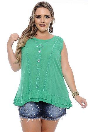 Blusa Plus Size Ayla