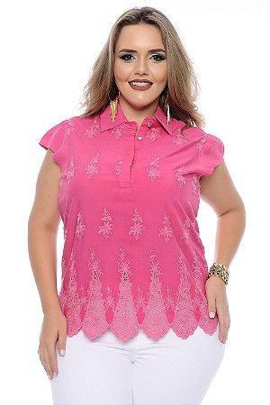 Blusa Plus Size Rafaela