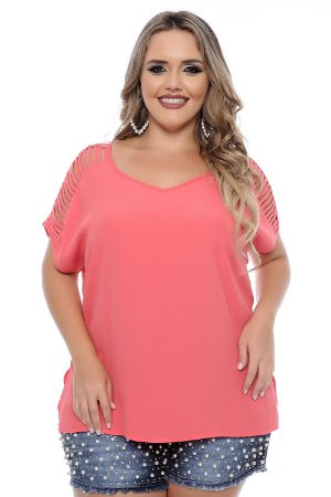 Blusa Plus Size Sheila