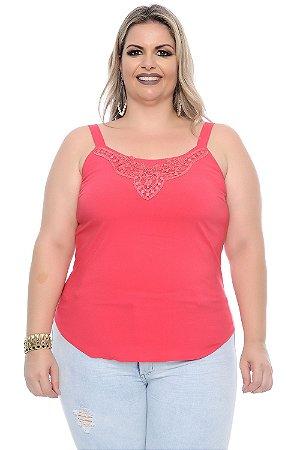 Blusa Plus Size Nataly
