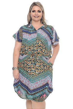 Vestido Plus Size Rita