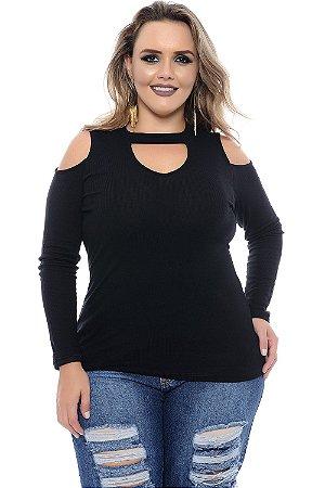 Blusa Plus Size Tina