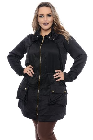 Jaqueta Plus Size Megan