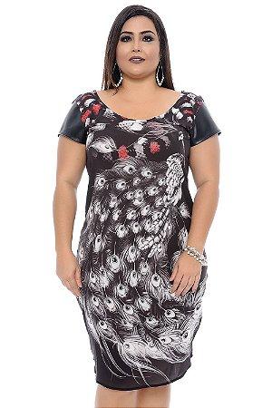 Vestido Plus Size Kerry