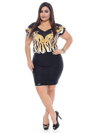 Vestido Plus Size Bessie Smith