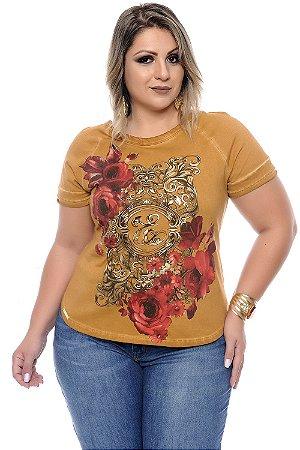 Blusa Plus Size Pam