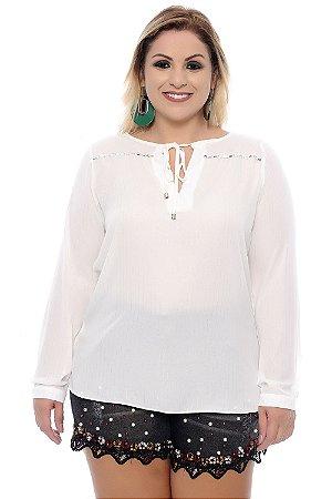 Blusa Plus Size Emilie