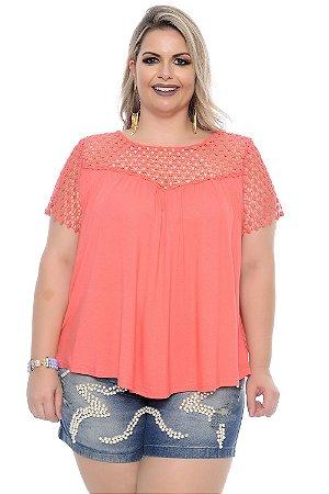 Blusa Plus Size Vera