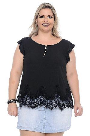 Blusa Plus Size Izabela