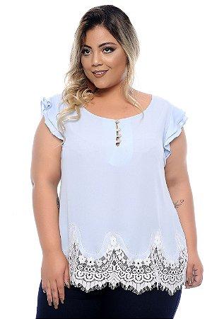Blusa Plus Size Ingridi