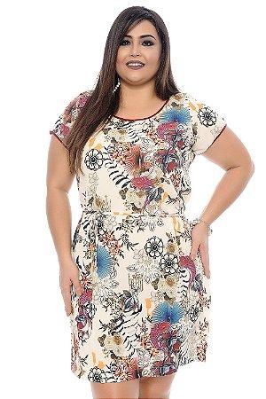Vestido Plus Size Ebba