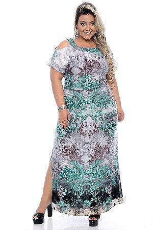 Vestido Plus Size Estefan