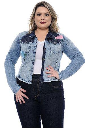 Jaqueta Plus Size Michelle