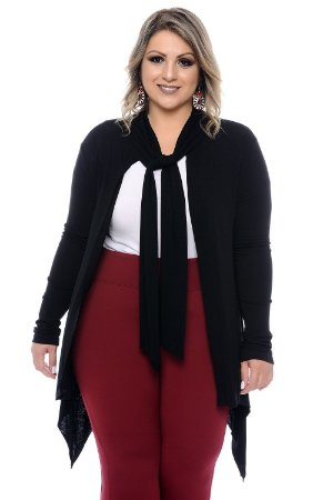 Cardigan Plus Size Josy