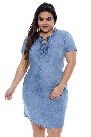 Vestido Plus Size Jasmine