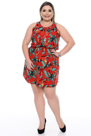 Vestido Plus Size Lilly