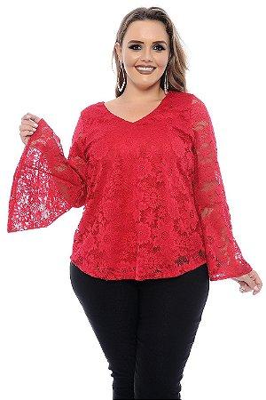 Blusa Plus Size Melissa