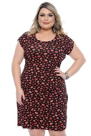 Vestido Plus Size Eloah