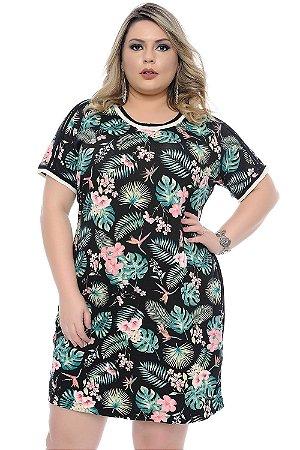Vestido Plus Size Layane