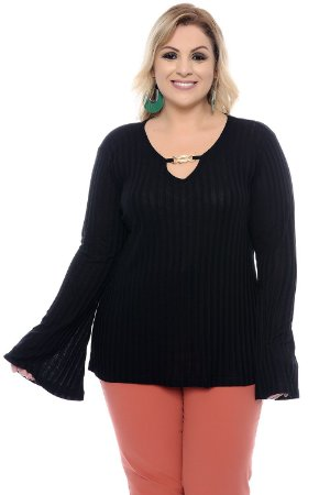 Blusa Plus Size Rosalyn