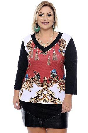 Blusa Plus Size Terri