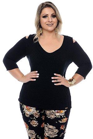 Blusa Plus Size Karla