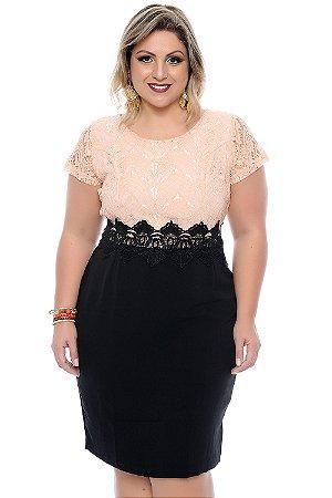 Vestido Plus Size Thaiza