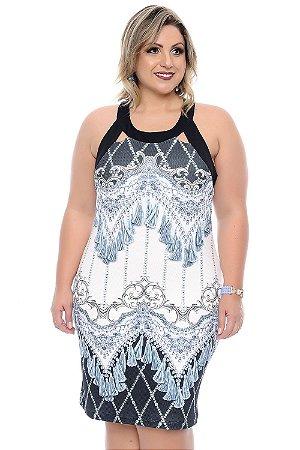 Vestido Plus Size Katleia