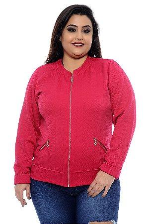 Casaco Plus Size Maisa