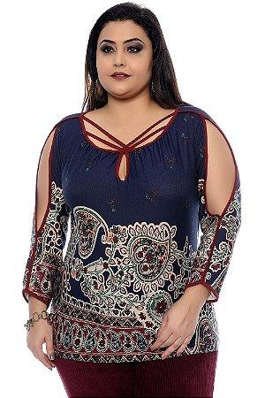 Blusa Plus Size Tayla