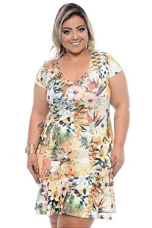 Vestido Plus Size Denise