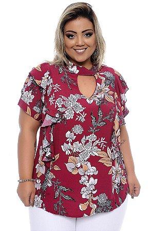 Blusa Plus Size Lenn