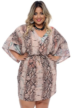 Vestido Plus Size Proence