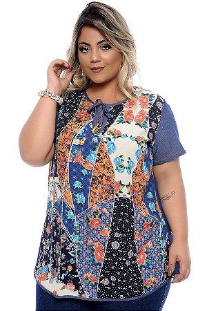 Blusa Plus Size Melani