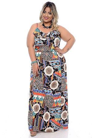 Vestido Plus Size Miranda