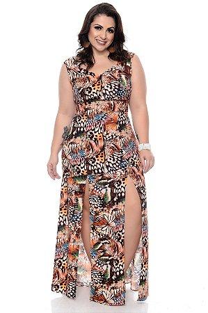 Vestido Plus Size Vanyere
