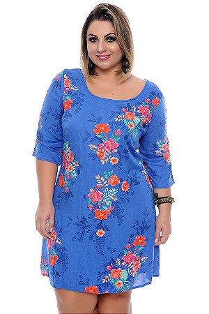 Vestido Plus Size Melaine