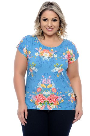 Blusa Plus Size Taira