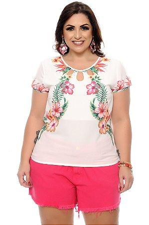 Blusa Plus Size Halla