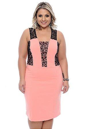 Vestido Plus Size Carmelia