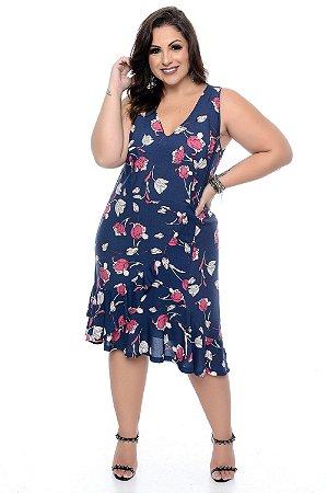 Vestido Plus Size Ingrid