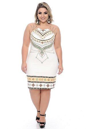 Vestido Plus Size Carmelina
