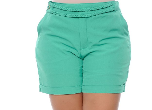 Shorts Plus Size Natalice